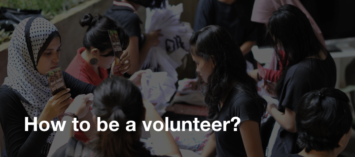 Volunteering in TEDxJakarta