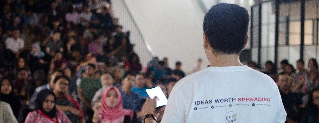 Second TEDxJakartaSalon Recap: Policy Making Nowadays