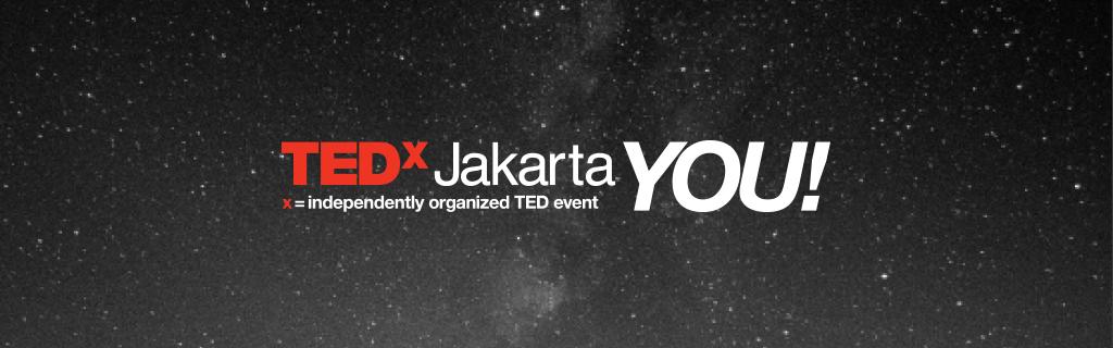 TEDxJakarta:YOU! is Back!